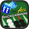 Backgammon Ace - Board Games icon