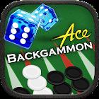 Backgammon Ace  無料 バックギャモン icon
