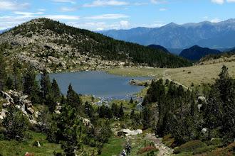 Photo: Capcir:  estany de les Dugues