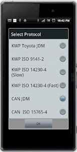 Tachyon Droid 2.1 (OBD2 Tool) screenshot 5