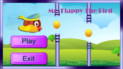 Mr. Flappy - The Bird