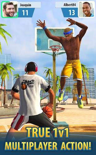 Basketball Stars- screenshot thumbnail