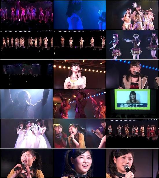 160410 (720p) AKB48 チーム4 「夢を死なせるわけにいかない」公演 西野未姫 生誕祭