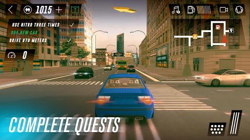 Auto Fahren Simulator screenshot 2
