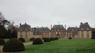 Photo: Le château de Breteuil