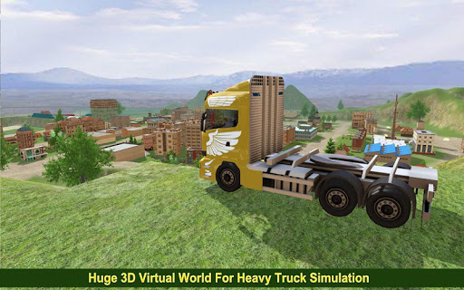 Off Road Truck Driver USA 1.4 screenshots 6