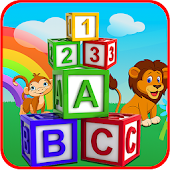 Learning Games For Kids : Alphabets and Numbers