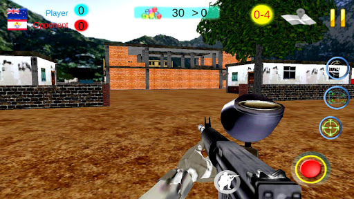 PaintBall Combat  Multiplayer  screenshots 1