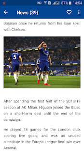 Chelsea Daily News - Chelsea Fans for PC-Windows 7,8,10 and Mac apk screenshot 1