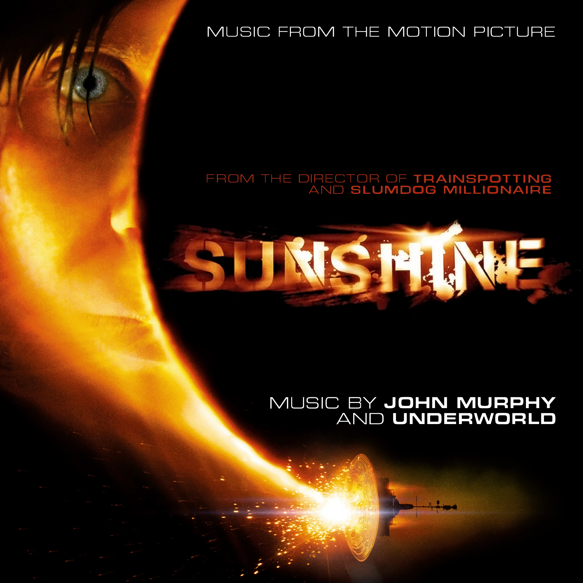 Album Artist: John Murphy and Underworld / Album Title: Sunshine (Music from the Motion Picture)