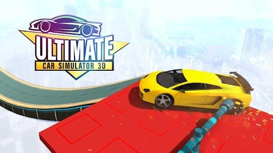 Ultimate Car Simulator 3D 1.10 Android Mod + APK + Data 1
