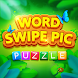 Word Swipe Pic - Androidアプリ