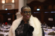 Former eThekwini mayor Zandile Gumede at the full council sitting in Durban on Thursday, September 5 2019