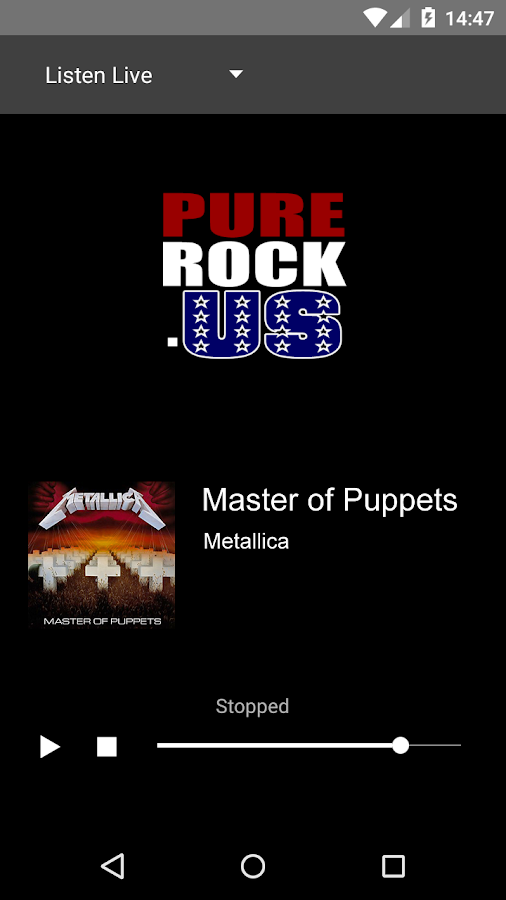 PureRock.US - America's Pure Rock- screenshot