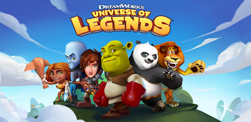 DreamWorks Universe of Legends - Apps on Google Play