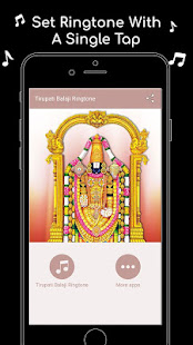 App Tirupati Balaji Ringtone APK for Windows Phone