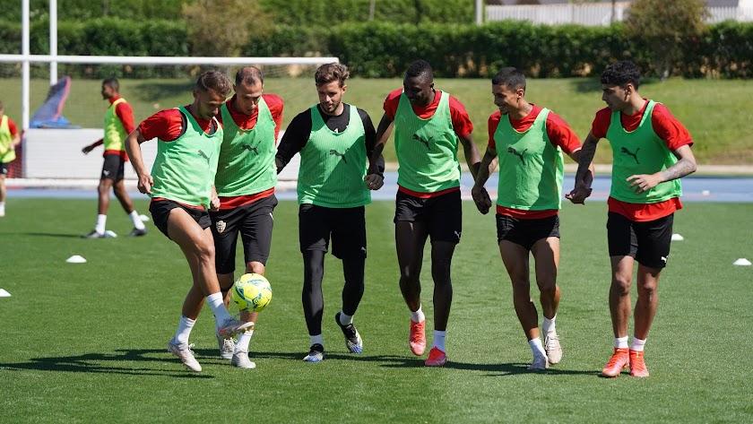 El equipo ha recuperado la confianza y la alegría tras ganar en Tenerife.