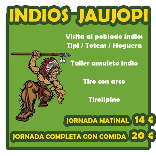 Indios Jao Jopi