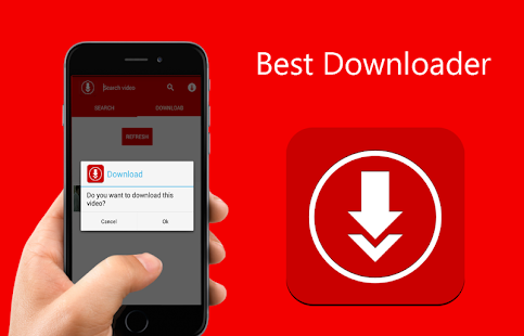 Download video downloader HD - náhled