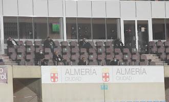 El Almería-Mallorca, en imágenes