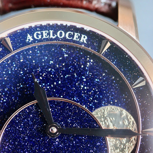 May 2021 WWR Giveaway: Agelocer Moonphase