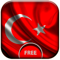 Turkey Flag Live Wallpaper icon