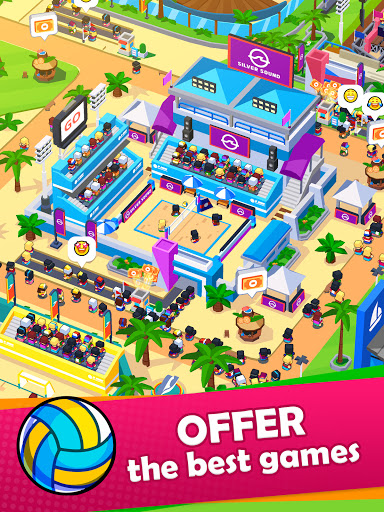 Sports City Tycoon - Idle Sports Games Simulator modavailable screenshots 14