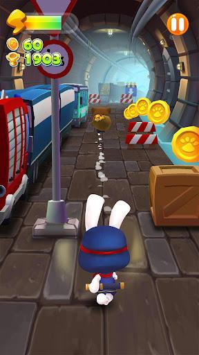 Run Talking Ninja Run! 1.9.1 screenshots 1