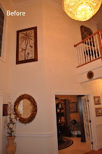 Photo: (Before) Foyer Toll Brothers home Northampton, PA