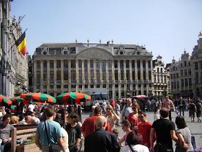 Photo: Grand Place, Bruxelles, Belgique