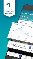 Weather Radar & Live Maps with The Weather Channel APK screenshot thumbnail 1