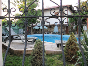 Photo: Day 98 - Our Hotel  in Malko Tarnovo