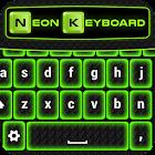 Green Neon Keyboard Themes icon