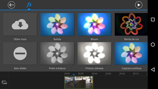 Apl editor vídeo PowerDirector screenshot 3