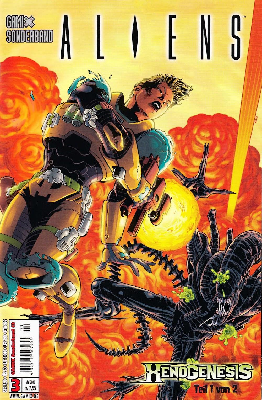 Aliens: Xenogenesis (2000) - komplett