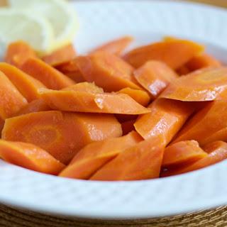 Best Glazed Carrots.