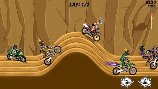 Télécharger Stunt Extreme / Cascade extrême - garçon BMX APK MOD (Astuce) screenshots 4