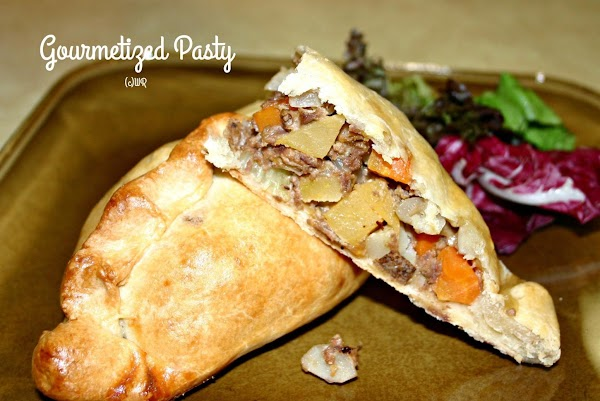 Gourmetized Pasty Recipe
