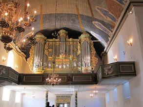Photo: Cathedral organ