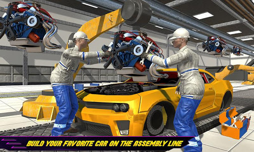 Car Maker Auto Mechanic Sports Car Builder Games 35 de.gamequotes.net 2