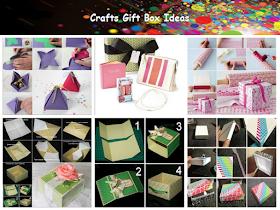 Crafts Gift Box Ideas - screenshot thumbnail 04