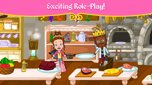 ud83dudc78 My Princess Town - Doll House Games for Kids ud83dudc51 apkmr screenshots 13