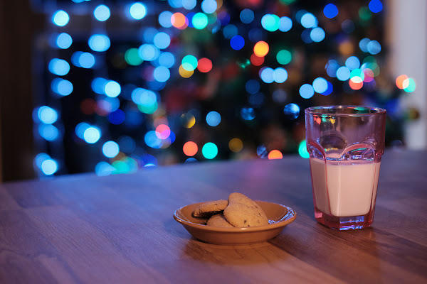 Aspettando Babbo Natale di Picchiolino
