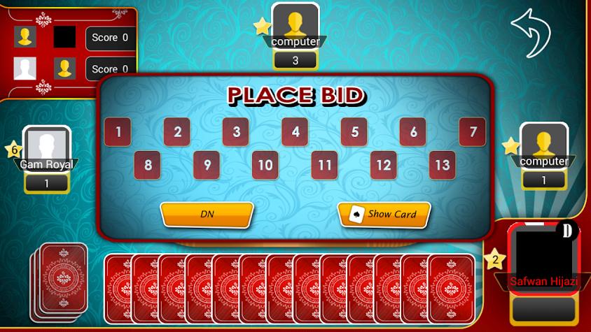 Spades Pro Screenshot