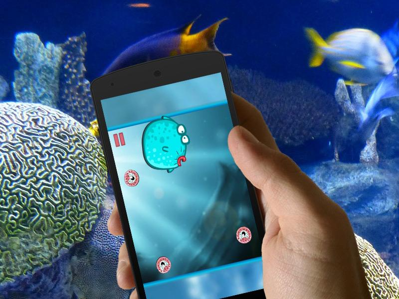 Battle fish grow and defeat android apps on google play for Battle fish 2