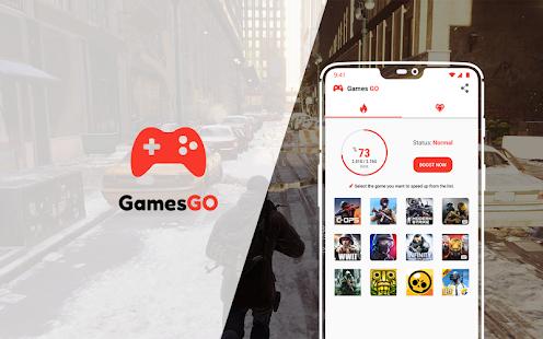 App Games GO - Game booster, Bug & Lag Fix APK for Windows Phone