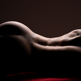 Miss X by Peter Driessel - Nudes & Boudoir Artistic Nude