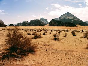 Photo: Jordan desert
