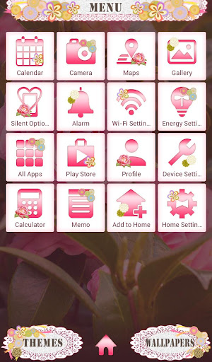 flower Theme Camellia 1.0.1 Windows u7528 2