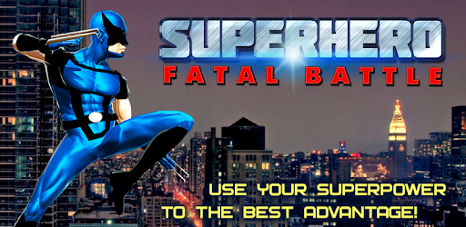 Amazing Superhero: fatal fight for PC